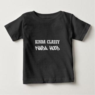 Kinda Classy Kinda Hood Baby T-Shirt