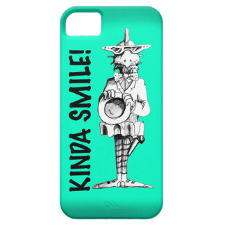 KINDA SMILE phone cover iPhone 5 Cases