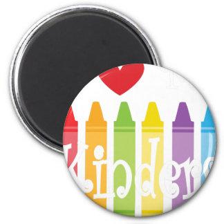 kinder teacher2 magnet