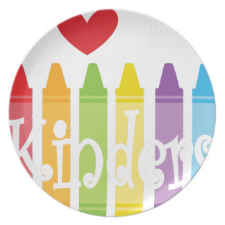 kinder teacher2 plate