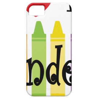kinder teacher iPhone 5 case