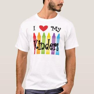 kinder teacher T-Shirt