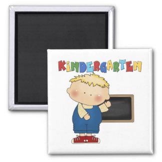 Kindergarten Boy Magnet