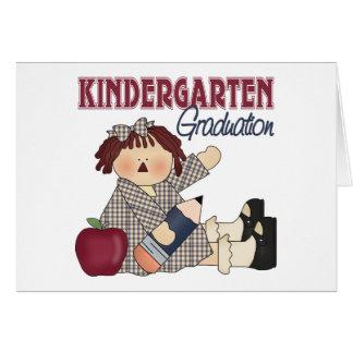 Kindergarten Graduation Gift Card