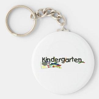 Kindergarten Keychain
