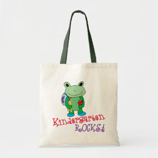 Kindergarten Rocks Book Bag