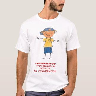 KINDERGARTEN ROCKS!I T-Shirt
