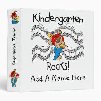 Kindergarten Rocks Teacher Binder