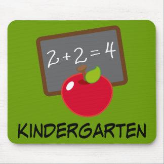 Kindergarten School Teacher Gift Mouse Pad