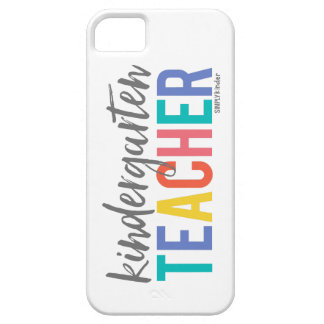 Kindergarten Teacher Cell Phone Cover
