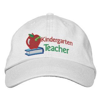 Kindergarten Teacher embroidered Baseball Cap