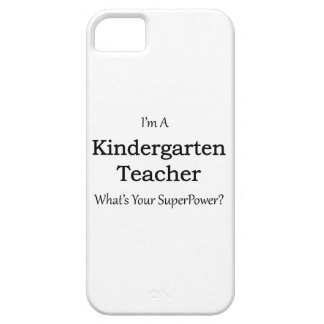 Kindergarten Teacher iPhone 5 Cover