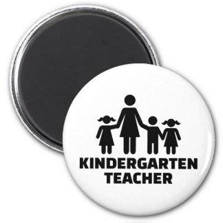 Kindergarten teacher magnet