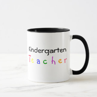 Kindergarten Teacher Mug