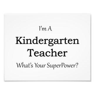 Kindergarten Teacher Photograph