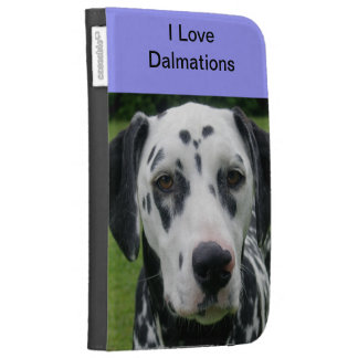 Kindle Case With Dalmatian Dog