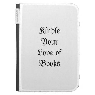 Kindle Your Love ... Kindle Case