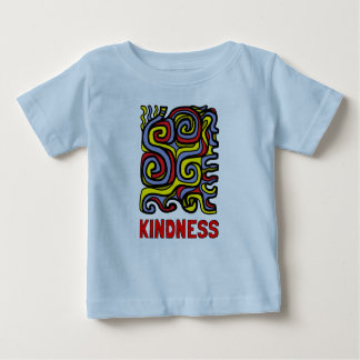 """Kindness"" Baby Fine Jersey T-Shirt"