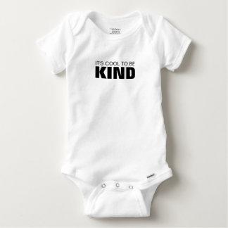 Kindness Baby Onesie