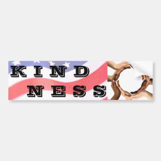 Kindness Bumper Sticker
