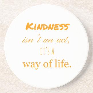 Kindness Coaster