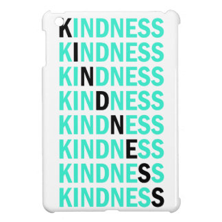 Kindness ipad case
