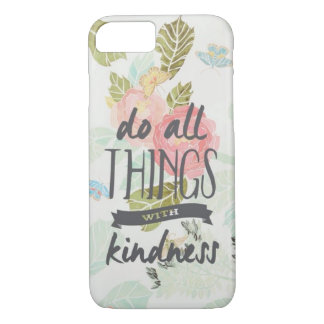Kindness iPhone 8/7 Case