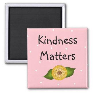 Kindness Matters - Inspirational Magnet