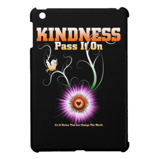 KINDNESS - Pass It On Starburst Heart Case For The iPad Mini