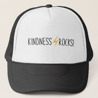 Kindness Rocks Black Hat