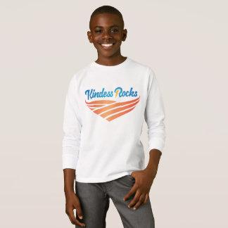 Kindness Rocks Kids' Basic Long Sleeve Shirt