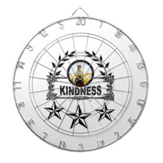 kindness stars dartboard