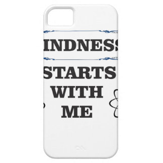 kindness starts with me iPhone 5 cover