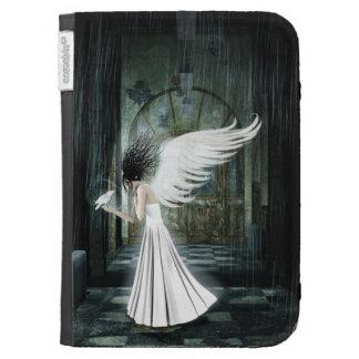 Kindred Spirit Gothic Art Kindle Case 3rd Gen