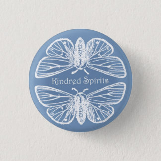 Kindred Spirits 1 Inch Round Button