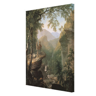Kindred Spritis, 1849 Gallery Wrapped Canvas