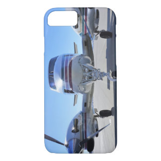 King Air Turboprop Airplane iPhone 7 Case