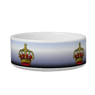 King and Queens Crown Bowl