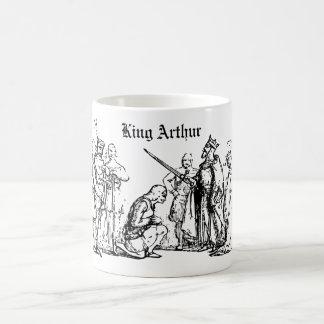 King Arthur and the Knights Coffee Mug