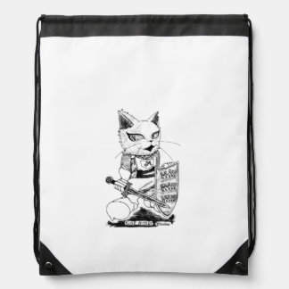 "King Arthur ""Troupe Camelot"" (asa king ""theatrical Drawstring Bag"