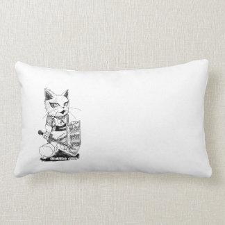 """King Arthur """"Troupe Camelot"""" (asa king """"theatrical Lumbar Pillow"""