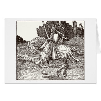 King Arthur's ride Card