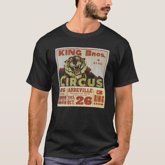 King Bros. Circus T-Shirt