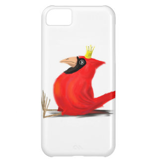 King Cardinal iPhone 5C Covers