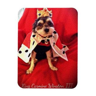 King Carmine Winston III Photo Magnet