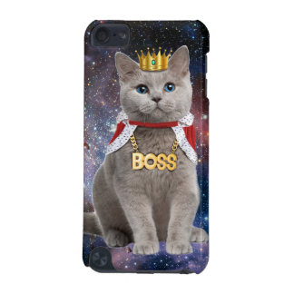 king cat in the space iPod touch 5G cover