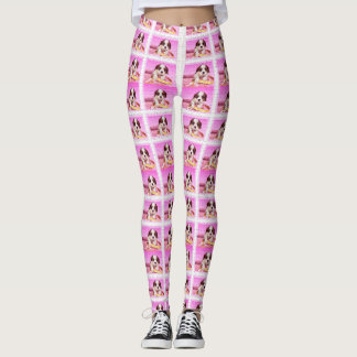 King Charles Cavalier Spaniel Leggings
