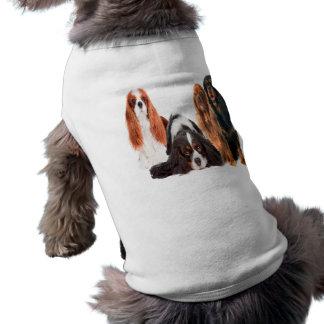 King Charles Cavalier Spaniel Shirt