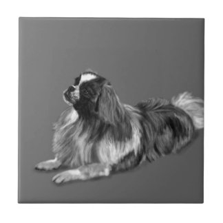 King Charles Ceramic Tile
