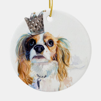 King Charles Springer Spaniel Ornament